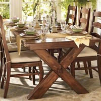 Toscana Extending Rectangular Dining Table
