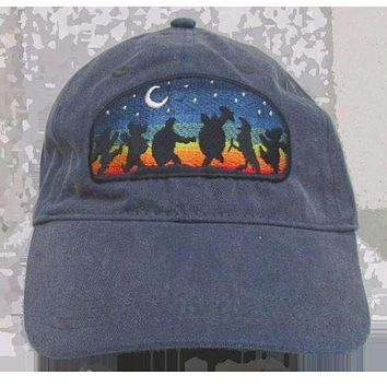 Grateful Dead Moondance Premium Embroidered Baseball Hat