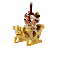 Minnie and Mickey Mouse Ornament