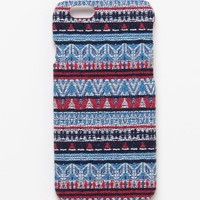 With Love From CA Tribal Stripe iPhone 6 Case - Womens Scarves - Multi - One