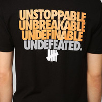 Undefeated Unstoppable Tee - Urban Outfitters