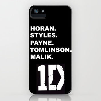 One Direction iPhone & iPod Case by Amy.