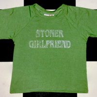 SWEET LORD O'MIGHTY! STONER GIRLFRIEND