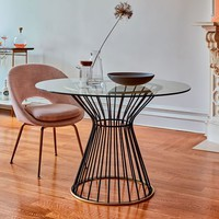 Hourglass Dining Table
