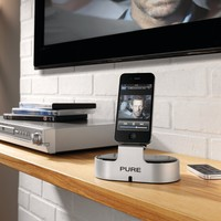 Pure i-20 30-Pin iPod/iPhone Speaker Dock