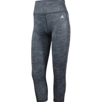 adidas Women's Performer High-Rise Three-Quarter Tights   DICK'S Sporting Goods