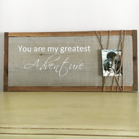 Wedding sign wedding gift home decor sign for house disney sign wall decor living room sign living room wall art anniversary gift love sign