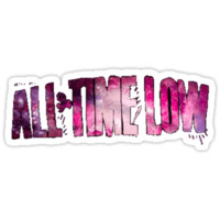 all time low galaxy logo