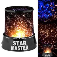 Star Projector Light - Project on the Walls and Ceiling