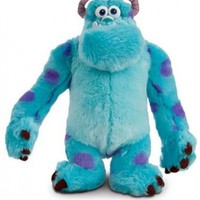Disney Exclusive 13 Inch Deluxe Plush Sulley