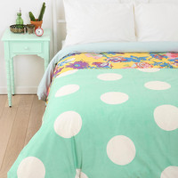 Urban Outfitters - Plum & Bow Half Dot Duvet Cover