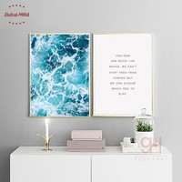 900D Posters And Prints Wall Art Canvas Painting Wall Pictures For Living Room Nordic Decoration NOR007