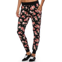Empyre Exploded Floral Jogger Pants
