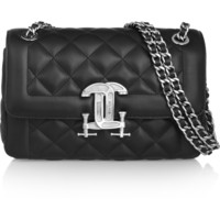 Moschino - Quilted leather shoulder bag