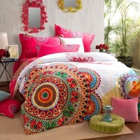Luxury bedding set queen size quilt cover set duvet cover set