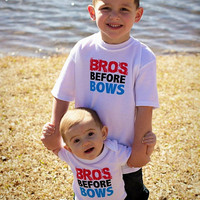 Matching Brother Shirt and Onesuit, Big Brother- Little Brother, Big Bro, Little Bro, Lil Bro, Matching Tshirts, Matching TShirt for Boys