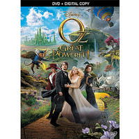 Walmart: Oz: The Great And Powerful (DVD + Digital Copy) (Widescreen)