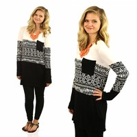 Middle Tribe Tunic