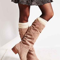 Steve Madden Pondrosa Suede Tall Boot-