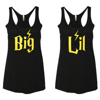 Big and Little Reveal Sorority Matching Tank Tops