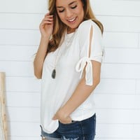Tied Together Top