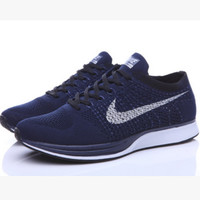"""""""NIKE"""" Trending Fashion Casual Sports Shoes Navy blue"""