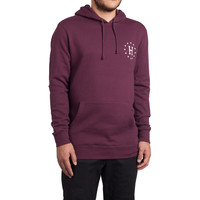HUF - STRIKE OUT PULLOVER // WINE