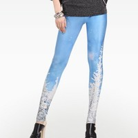 Winters Morning Leggings : Comfortable Legging Pants