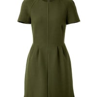 Valentino - Wool Dress