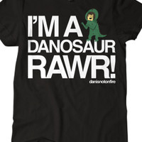 Danosaur (Navy) - danisnotonfire - Official Online Store on District LinesDistrict Lines