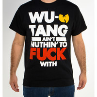 Wu Tang Nuthin to Fuck Tee