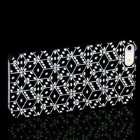 Dice Luminous Effect Fluorescent Glow in the Dark Back Cover Case for Iphone 5 5s 5g & Free LCD Film Touch Pen