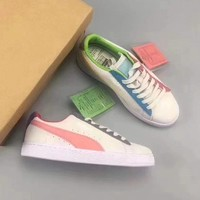 Puma Old Skool Woman Men Fashion Sport Sneakers Shoes