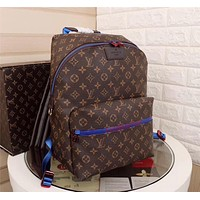 LV Louis Vuitton MONOGRAM CANVAS APOLLO BACKPACK BAG