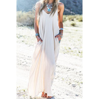 Bohemian Calm Maxi Dress, Gorgeous Maxi ~ Midi Dress or Beach Cover Up, Kaftan