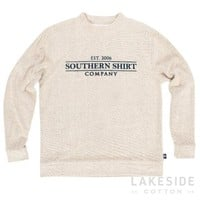 Loop Knit Terry Pullover | Lakeside Cotton