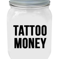 Tattoo Money Bank