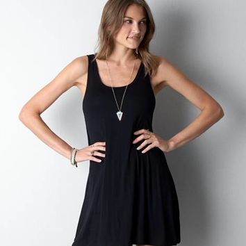 DON'T ASK WHY SWING TANK DRESS