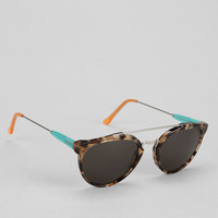 Urban Outfitters - SUPER Giaguaro Round Sunglasses