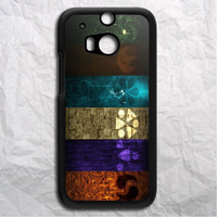Zelda Song HTC One M8 Case