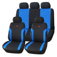 Furnistar 9-Piece Car Vehicle Protective Seat Covers CV0247