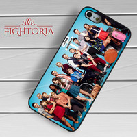 Glee Musical American Comedy-yah for iPhone 4/4S/5/5S/5C/6/ 6+,samsung S3/S4/S5,S6 Regular,S6 edge,samsung note 3/4