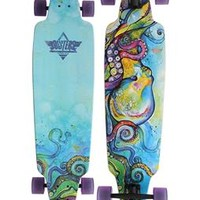 Duster Kraken Longboard Complete Blue/Purple 38in