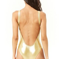 Dreamgirl Graphic One-Piece Swimsuit