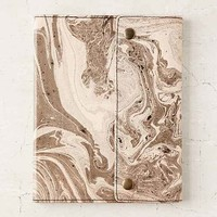 Oh Snap Marbled Journal