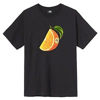 Orange Slice T-Shirt Black