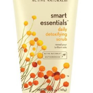Aveeno Smart Essentials Daily Detoxifying Scrub, 5 Ounce (Pack of 2)