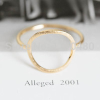 Trendy Zinc Alloy Party Wedding Bands For Women R027
