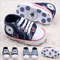 Baby-Infants First All Star Canvas Shoes