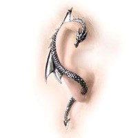 Dragon Earwrap                                     - New Age & Spiritual Gifts at Pyramid Collection
